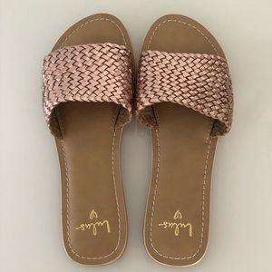 Lulus Slide Sandal